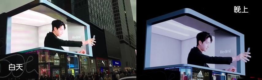 高畫質、高亮度的LED顯示看板,影像效果不打折