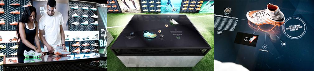 互動展示桌