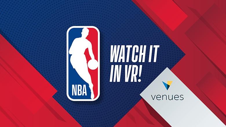 NBA VR宣傳